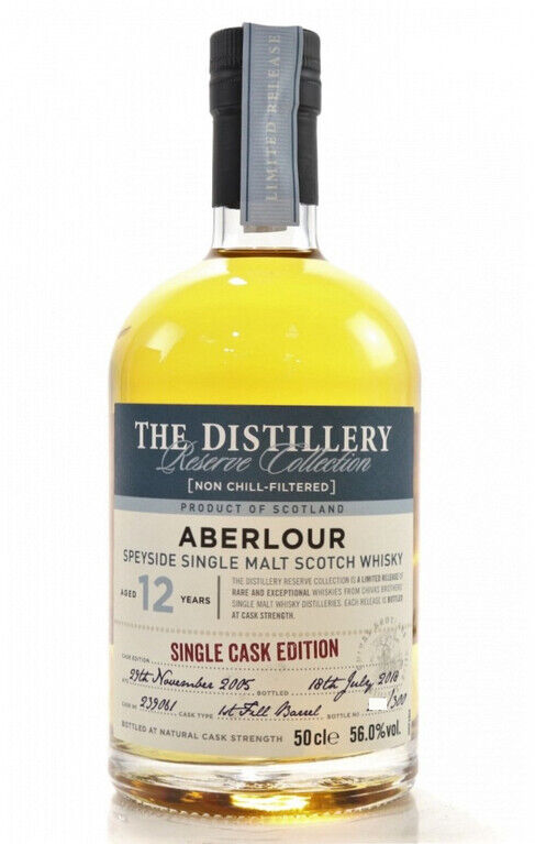 Aberlour 12 years old Single Cask no 239061 boxed