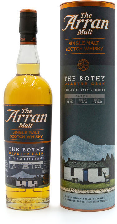 Arran The Bothy, Batch 3