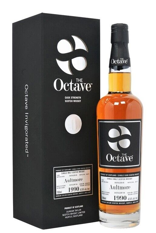 Aultmore 1990 - 29 Years old Octave Premium