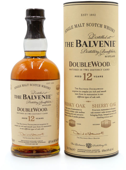 Balvenie 12 years old Doublewood