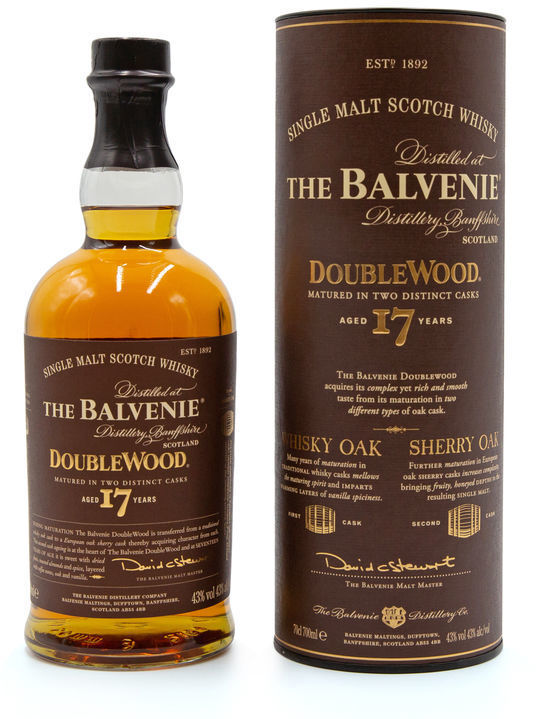 Balvenie 17 years old Doublewood