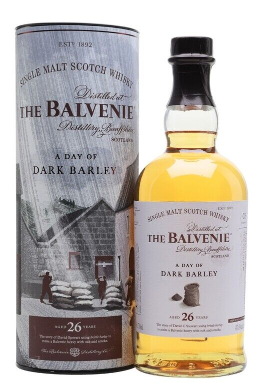 Balvenie A Day Of Dark Barley 26 Years Old Story No 3