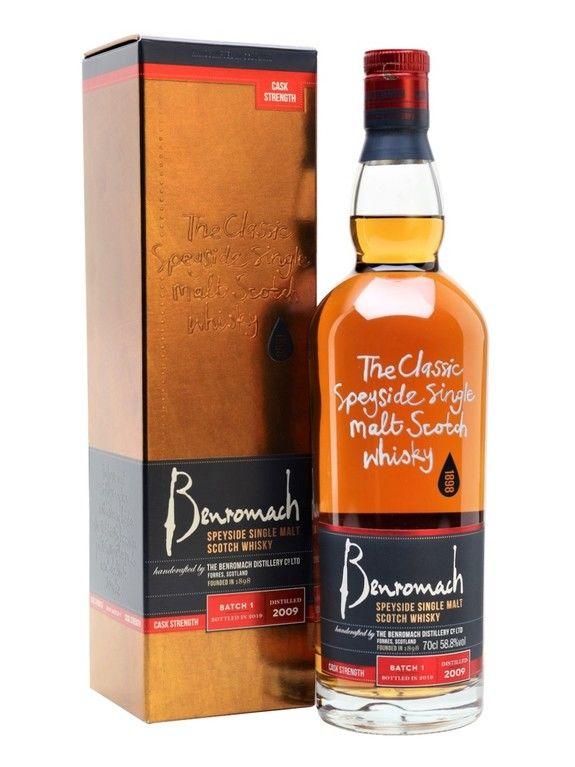 Benromach Cask Strength 2009
