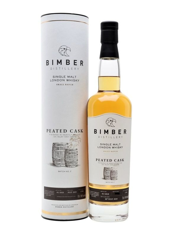 Bimber Peated Cask Batch no.1