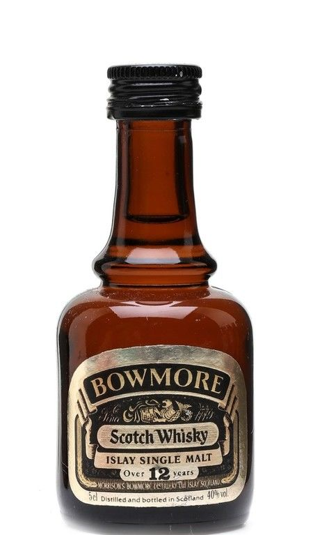 Bowmore 12 Years Old miniature