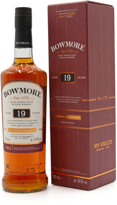 Bowmore 19 years old