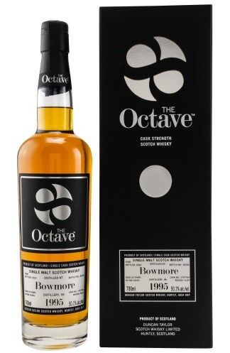 Bowmore 1995 - 25 Years old Octave Premium