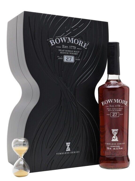 Bowmore 27 Year Old - Timeless Series