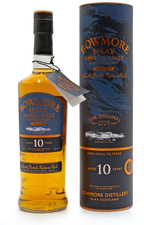 Bowmore Tempest 10 years old, Batch 2