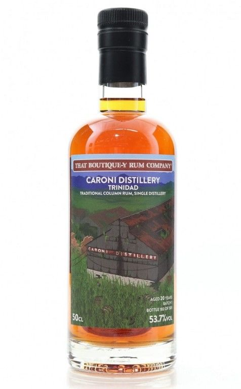 Caroni 20 Year Old - Batch 1 That Boutique-y Rum Company