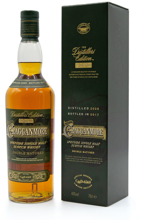 Cragganmore Distillers Edition, 2005