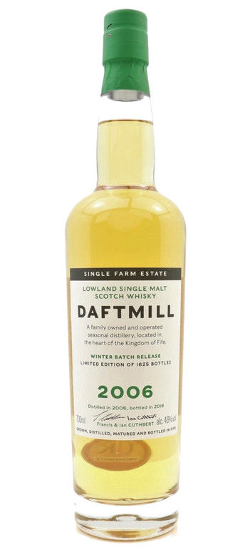 Daftmill 2006 Winter Batch Release