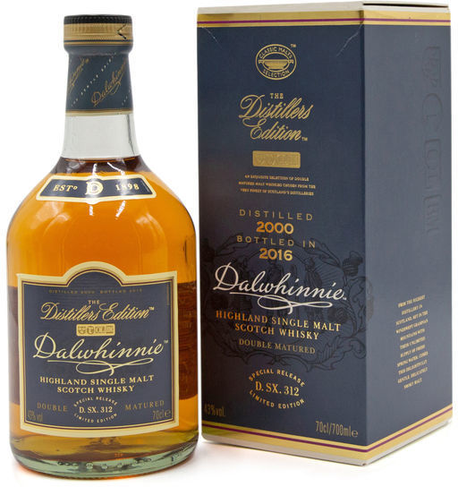 Dalwhinnie Distillers Edition, 2002