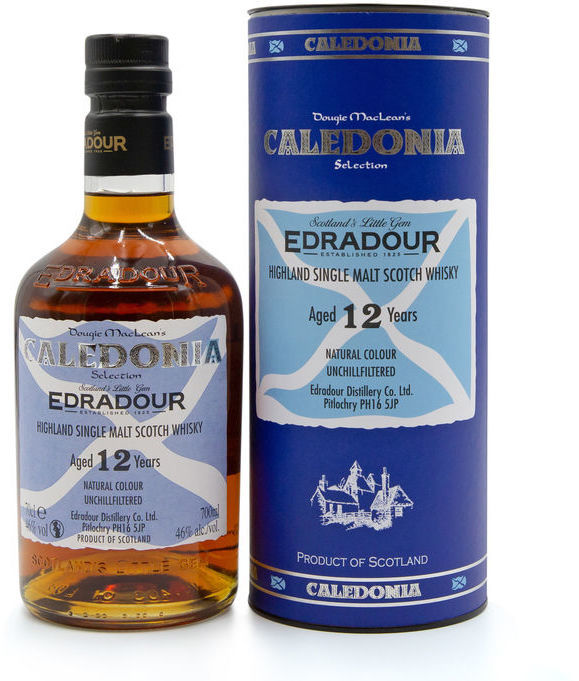 Edradour 12 years old