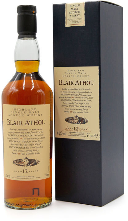 Blair Athol 12 years old, Flora & Fauna