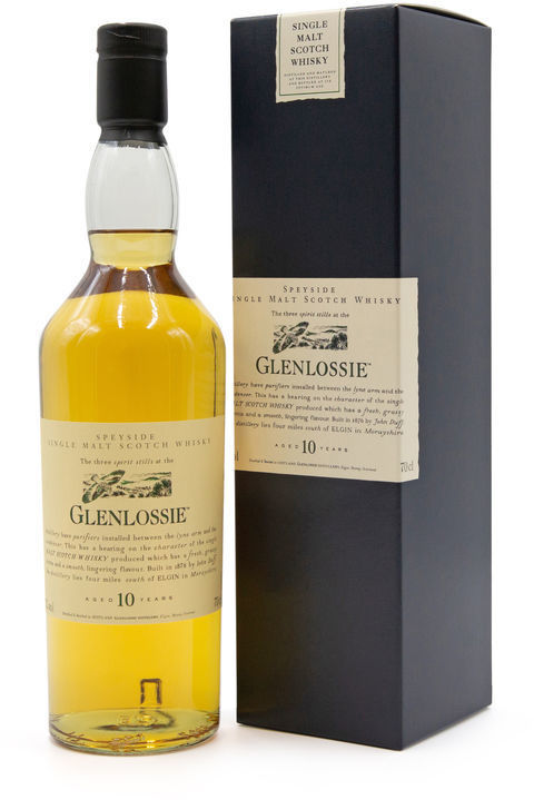 Glenlossie 10 years old, Flora & Fauna