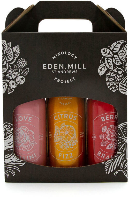 Eden Mill Triple Pack