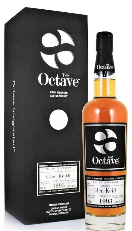 Glen Keith 1993- 26 Years old Octave Premium