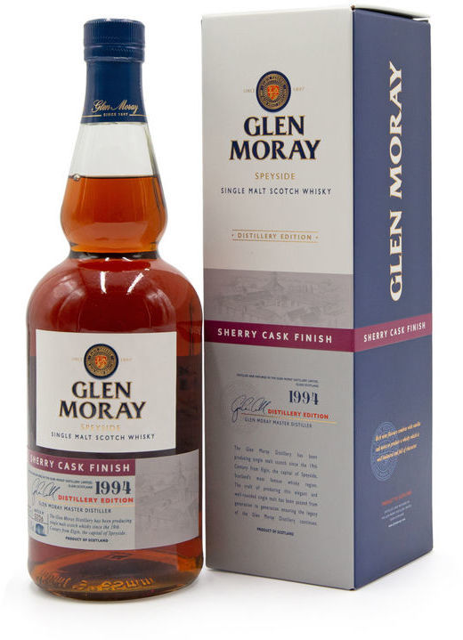 Glen Moray 1994 Sherry Cask Finish