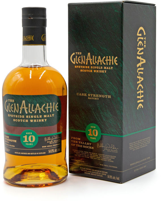 GlenAllachie 10 years old