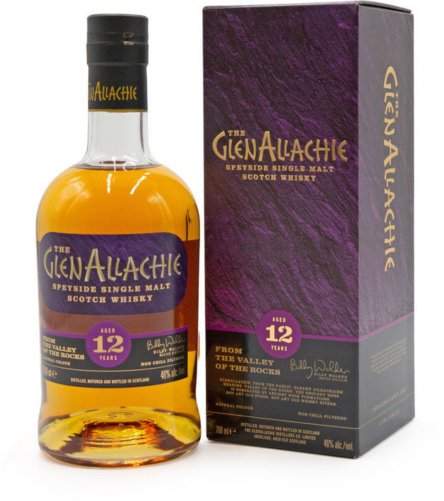 GlenAllachie 12 years old