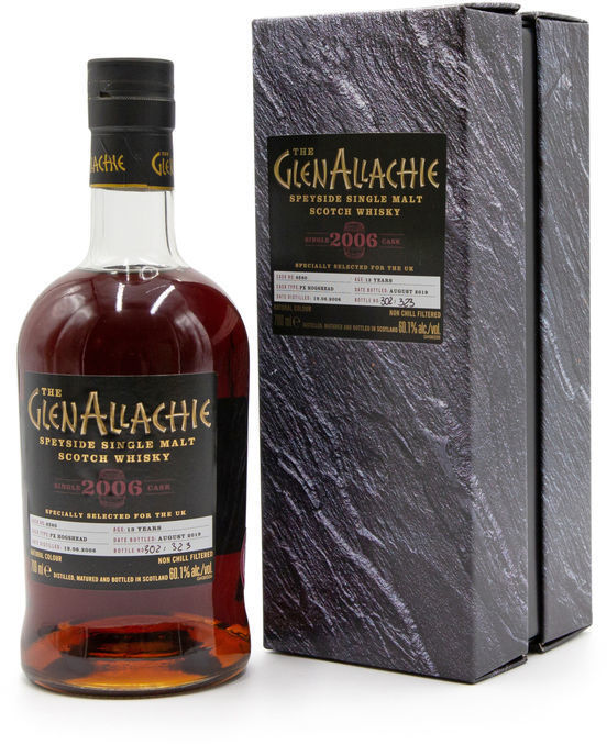 GlenAllachie 13 years old, 2006 (2019)
