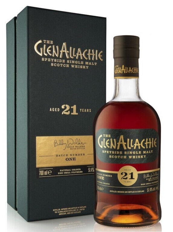 Glenallachie 21 Years Old Batch One