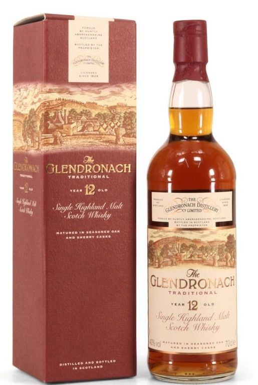 Glendronach 12 years old Traditional