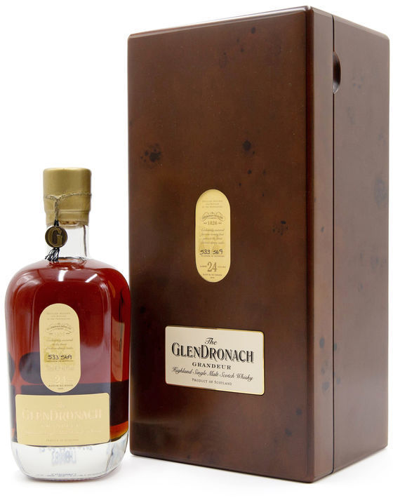 Glendronach 24 years old, Grandeur Batch 4