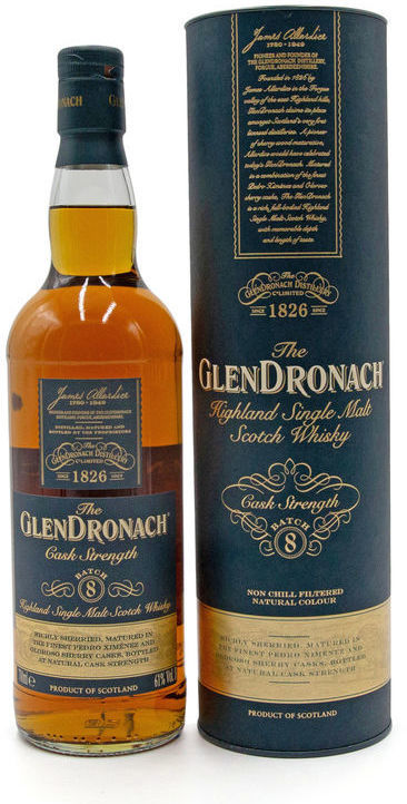 Glendronach Cask Strength (Batch 8)