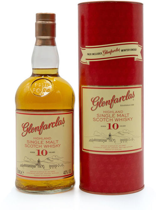 Glenfarclas 10 years old