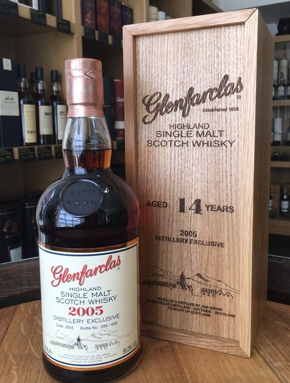 Glenfarclas 14 years old 2005 Distillery Exclusive