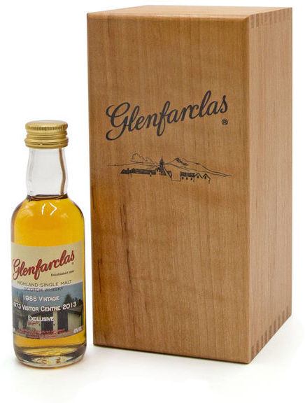Glenfarclas 2013 Visitor Centre Exclusive