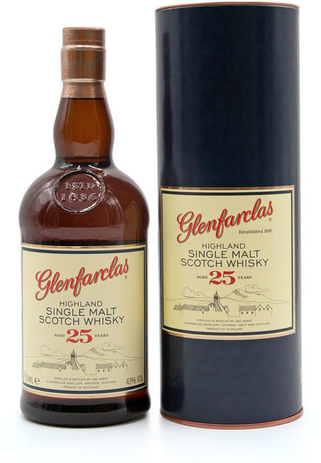 Glenfarclas 25 years old