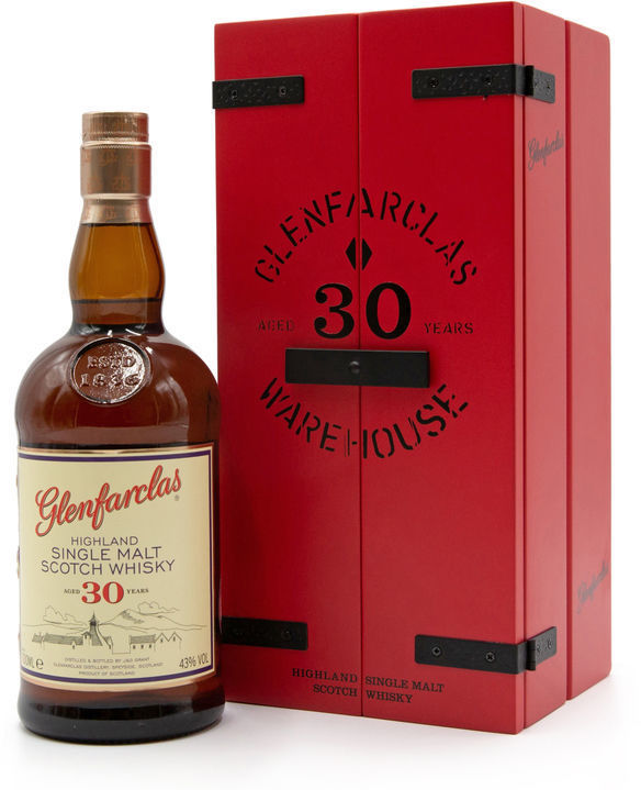 Glenfarclas 30 years old