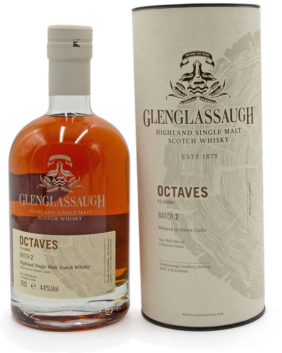 Glenglassaugh Octaves Classic (Batch 2)