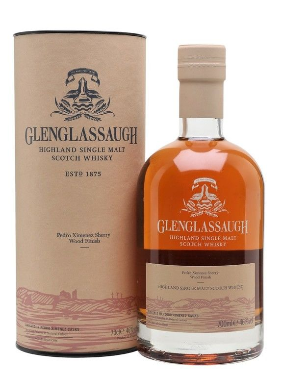 Glenglassaugh PX Sherry Wood Finish