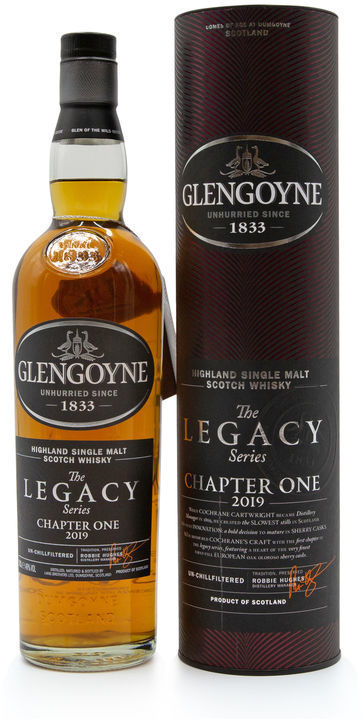 Glengoyne, The Legacy Series Chapter 1