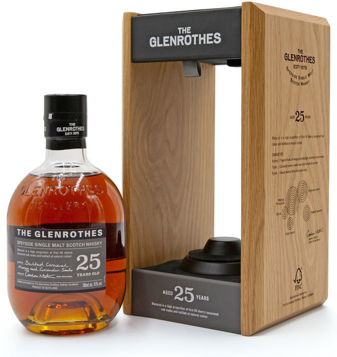 Glenrothes 25 years old