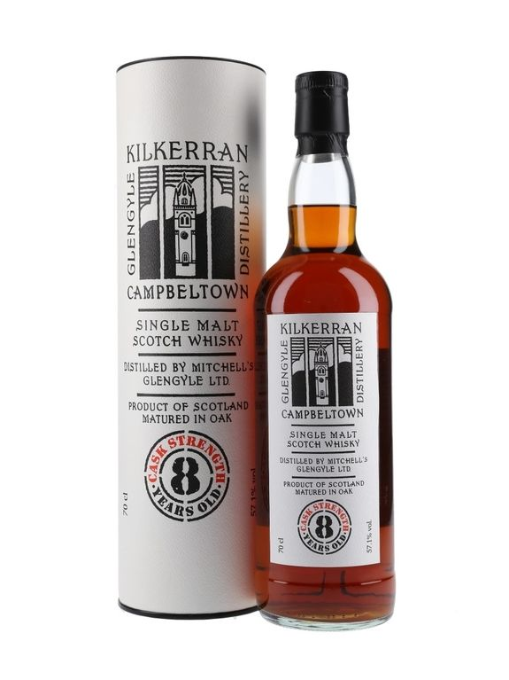 Kilkerran 8 years old, 2019 Sherry
