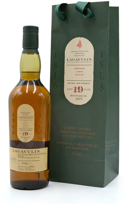 Lagavulin 19 years old (2019 Fèis Ìle)