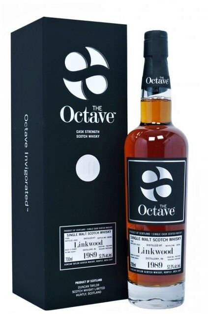 Linkwood 1989 - 31 Years old Octave Premium