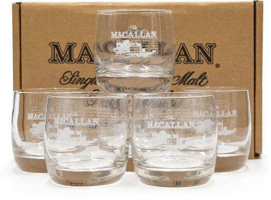 The Macallan Tumbler Set