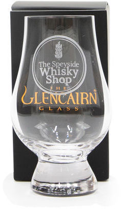 The Speyside Whisky Shop Branded Glencairn Nosing Glass