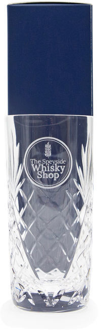 The Speyside Whisky Shop Branded Highball Crystal Glencairn
