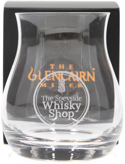 The Speyside Whisky Shop Branded Mixer Glencairn