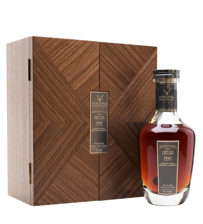 Mortlach 1961- 58 Years Old Private Collection
