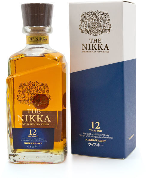 The Nikka 12 years old, Blended Malt