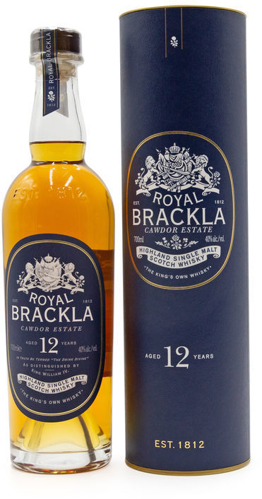 Royal Brackla 12 years old
