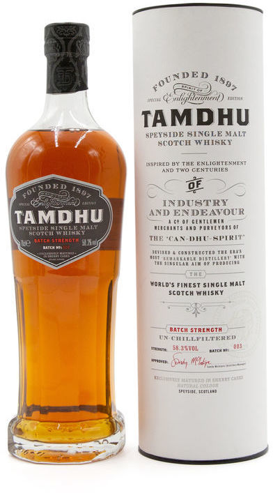 Tamdhu Batch Strength 3